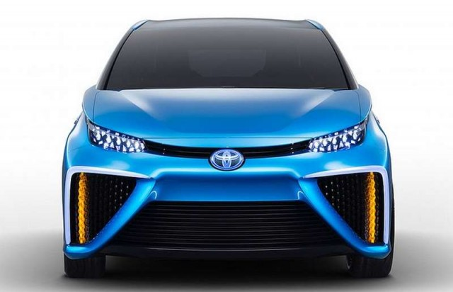 Toyota Fuel Cell concept (3)
