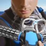 Triton small Oxygen Mask for Diving
