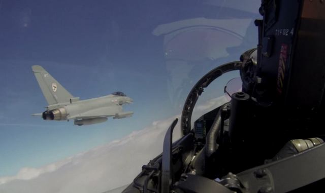 Typhoon - a ride with the best 2