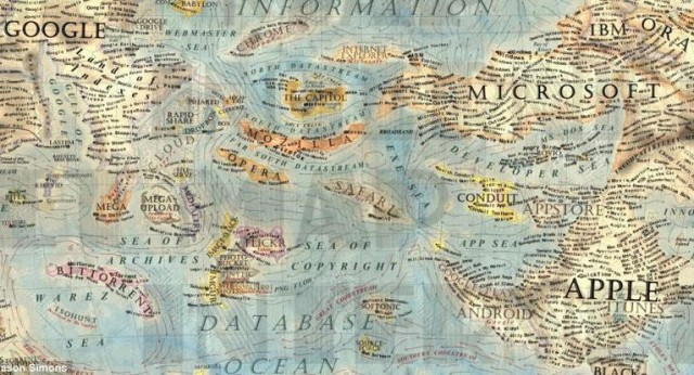 Vintage world map of online universe wordlesstech vintage world map of online universe gumiabroncs Image collections