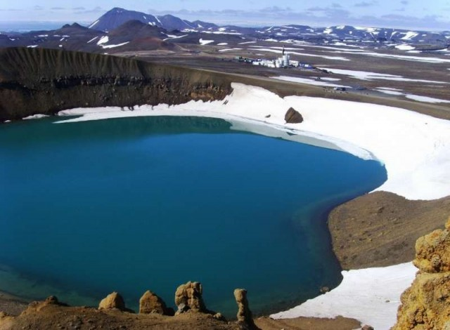 World's first magma-powered geothermal plant 3