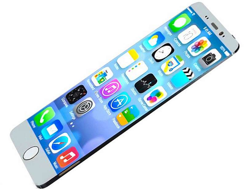 iPhone 6 thinnest ever handset concept 1