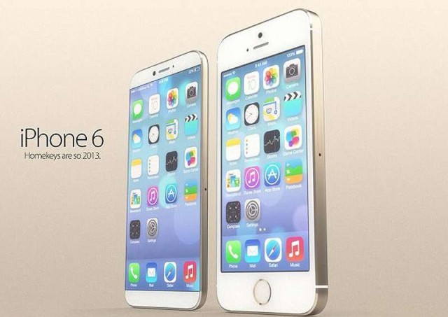 iPhone 6 thinnest ever handset concept 3