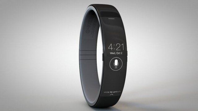 iWatch Concept by Todd Hamilton (1)