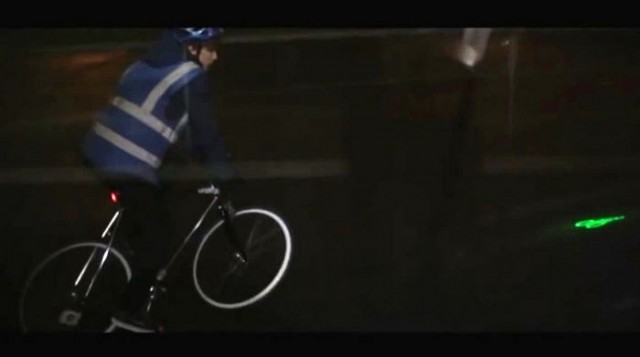 Blaze Laserlight for bicycle 1