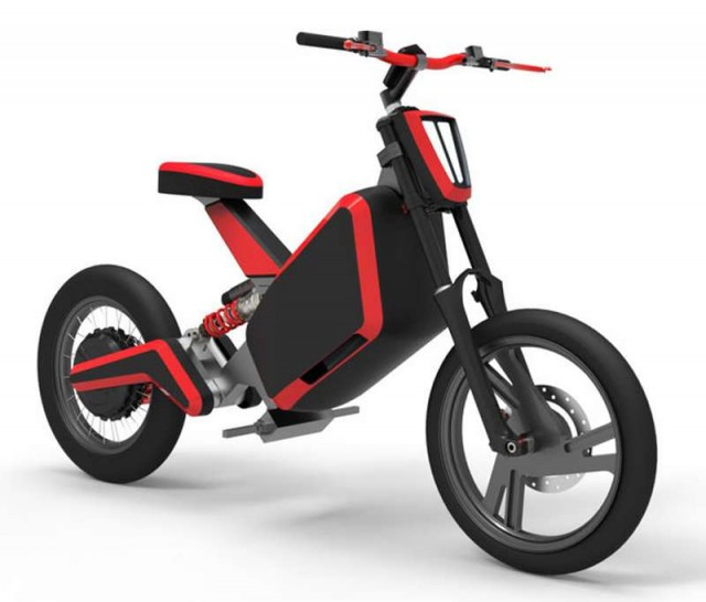 Bruc 01 compact electric motorbike concept 1