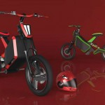 Bruc 01 compact electric motorbike concept