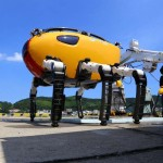 Crabster CR200- Underwater Walking Robot