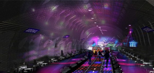 Crazy Plan for the Abandoned Subway Stations in Paris 1
