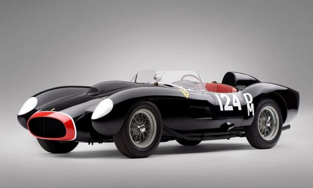 Ferrari 1957 Testa Rossa sells for record 39.8 million (10)