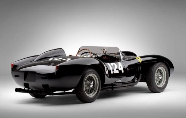 Ferrari 1957 Testa Rossa sells for record 39.8 million (9)