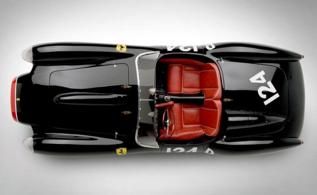 Ferrari 1957 Testa Rossa sells for record 39.8 million (6)