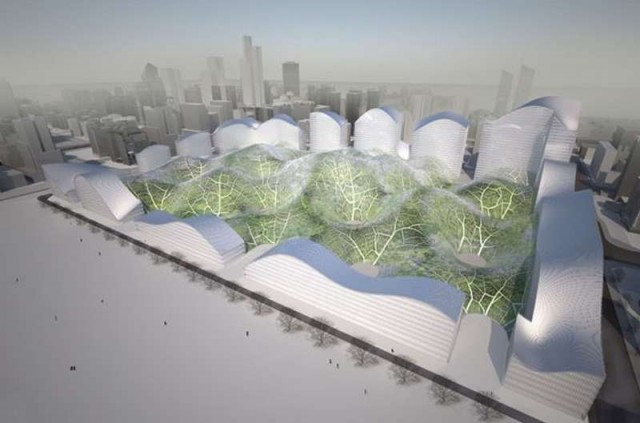 Glass-topped park by Orproject (4)