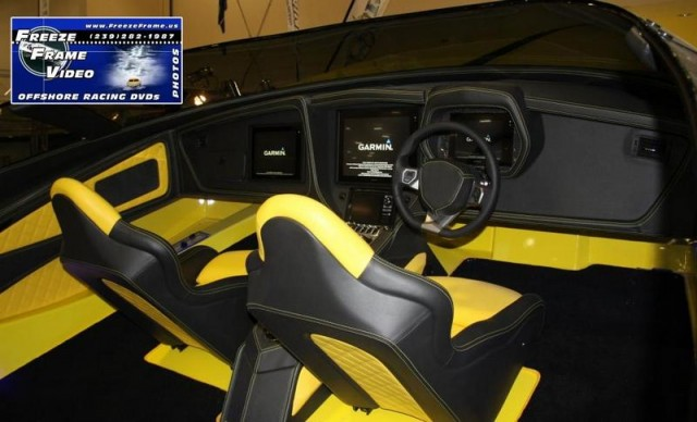 Lamborghini Aventador 3000hp Power boat (4)