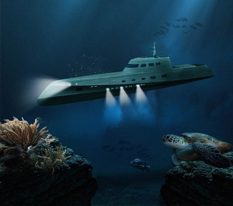 Luxury underwater cruises by Oliver's travels (5)
