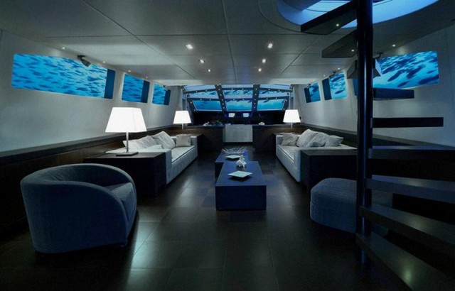 Luxury underwater cruises by Oliver's travels (4)