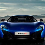 McLaren 650S performance figures announced