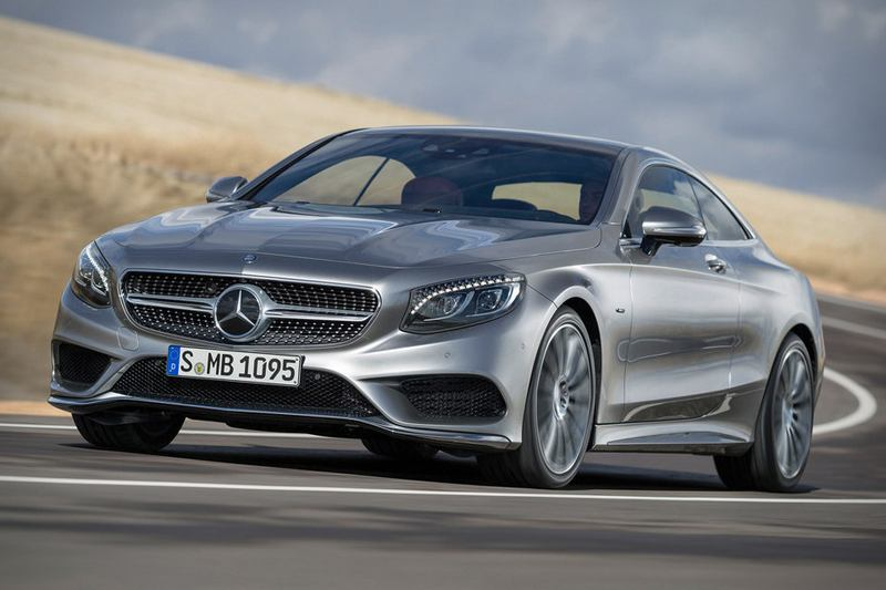 Mercedes S-Class Coupe 2015 (11)