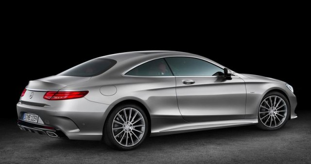 Mercedes S-Class Coupe 2015 (2)