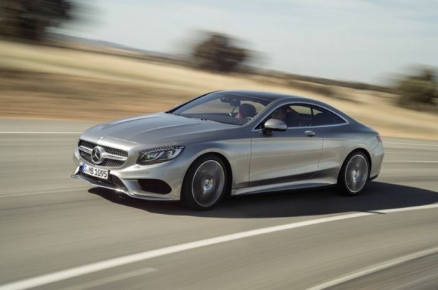 Mercedes S-Class Coupe 2015 (8)
