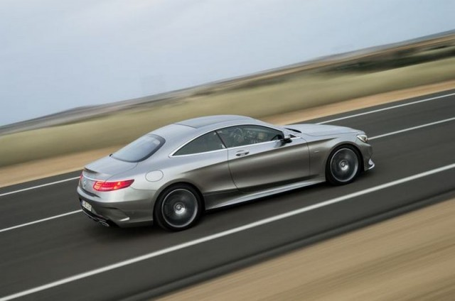 Mercedes S-Class Coupe 2015 (7)