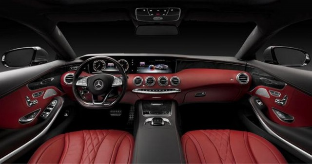 Mercedes S-Class Coupe 2015 (6)