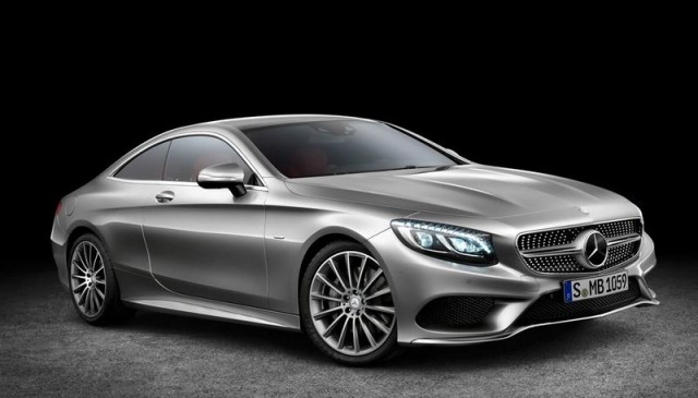 Mercedes S-Class Coupe 2015 (3)