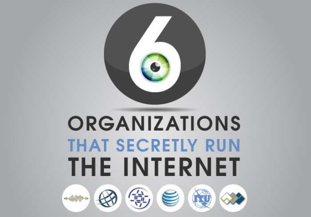 Six Organizations that Secretly Run the Internet (2)
