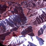 Sochi- Russia Winter Olympic Sites from above