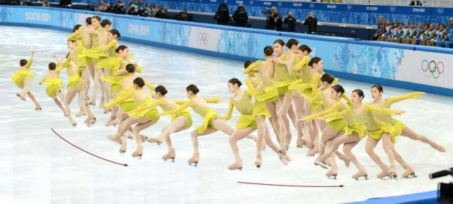 Sochi Winter Olympics composite images (4)