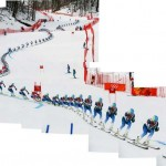 Sochi Winter Olympics composite images