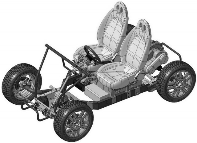 Tabby the first open-source vehicle 1