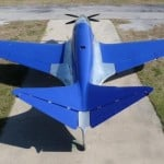 The 1937 Bugatti 100P airplane reconstructed