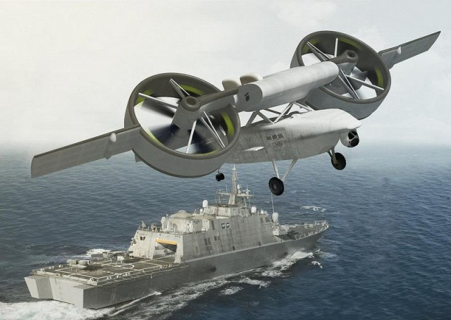 The Future of Tilt-Rotor Drone 1