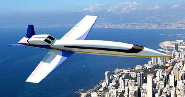supersonic jet Spike S-512