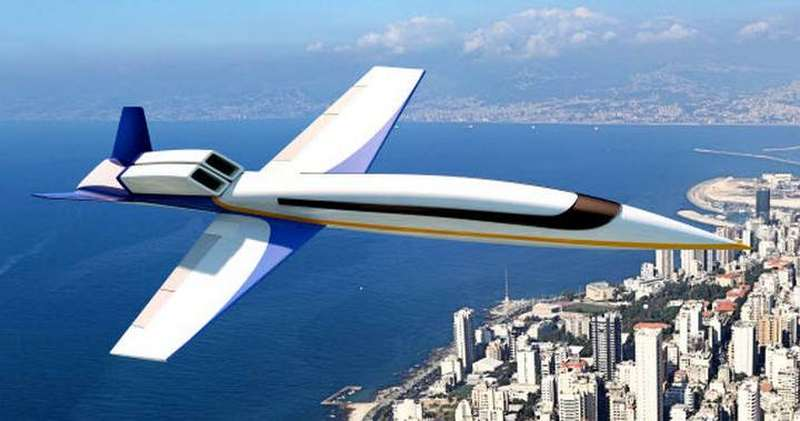 supersonic jet Spike S-512 (4)