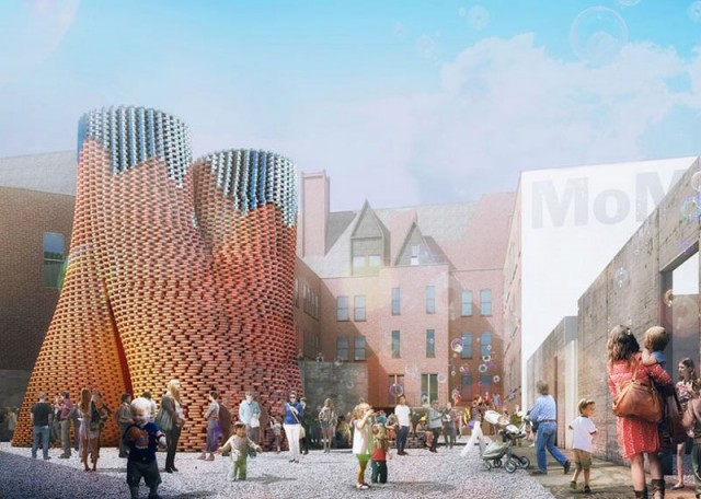The Living wins MoMA PS1 Young Architects Program 1