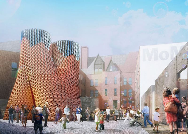 The Living wins MoMA PS1 Young Architects Program (5)