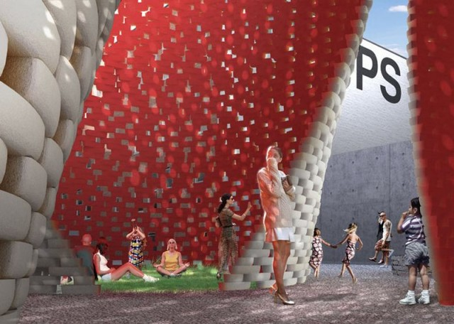 The Living wins MoMA PS1 Young Architects Program (3)
