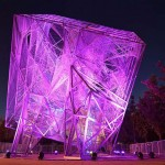 The Steel Cube by Oyler Wu Collaborative winner of Beij...