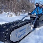 The incredible MTT-136 All Terrain Sled