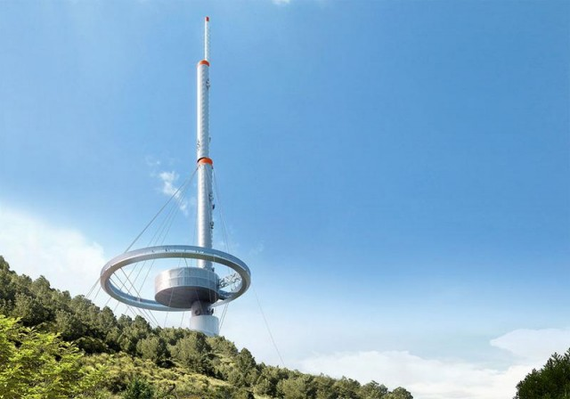Torre Antena Santiago by Architects of Invention (7)