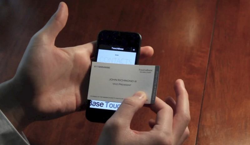 TouchBase Business Cards 1