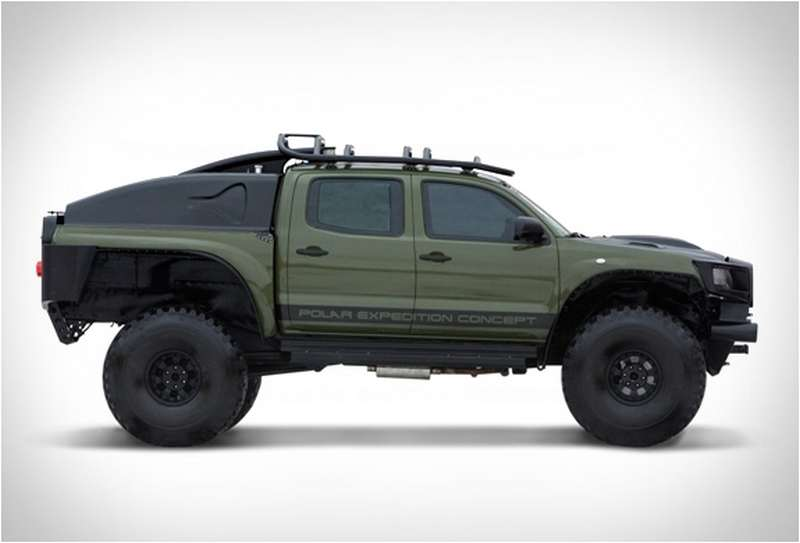 Toyota Tacoma Polar Expedition Truck (7)
