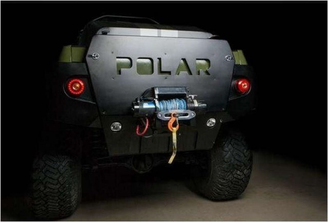 Toyota Tacoma Polar Expedition Truck (3)