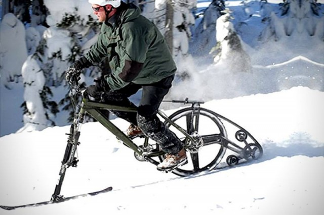 pedal-powered snowmobile (3)