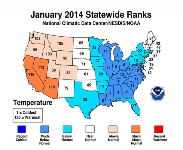 United States' weird January weather (1)
