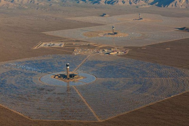 World's Largest Solar Thermal Plant is Online (5)