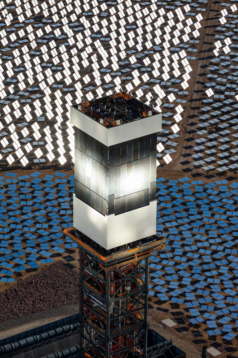 World's Largest Solar Thermal Plant is Online (6)