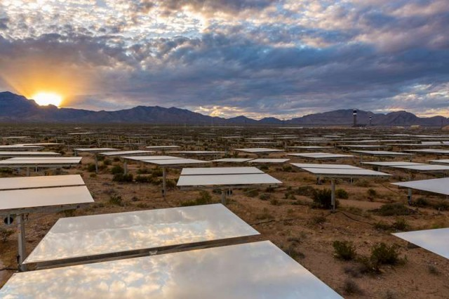 World's Largest Solar Thermal Plant is Online (1)